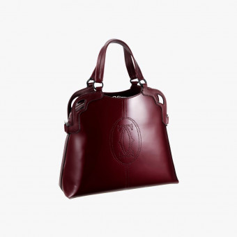 Bordo leather female M