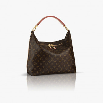 Brown leather female XL