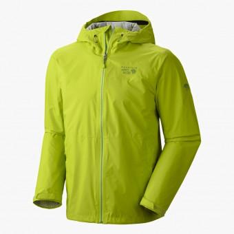 Light Green polyester unisex jacket M