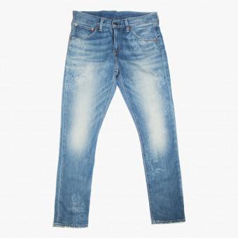Lighter blue cotton male jean M