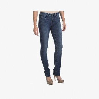 Dark blue lycra female jean S