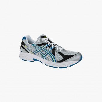 Light gray polyurethane male shoes 11