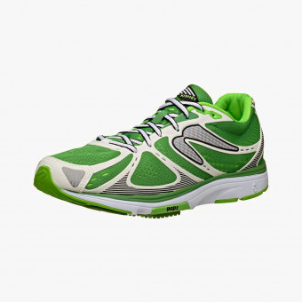 Green silicone male shoes 11