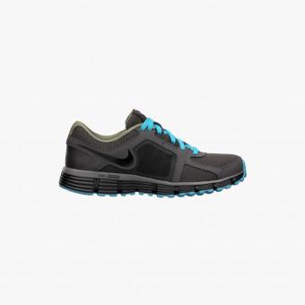 Black polyurethane male shoes 9