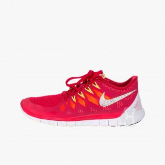 Light red EVA female shoes 9