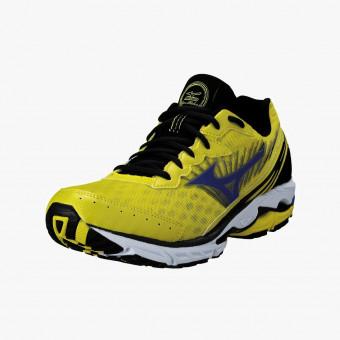 Yellow polyurethane male shoes 8