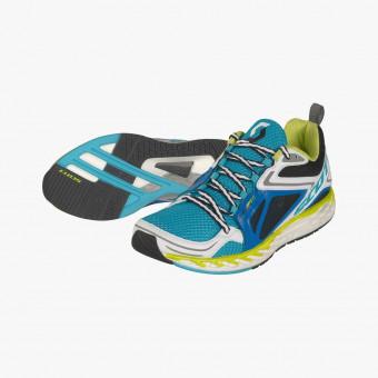 Turquoise EVA male shoes 7.5
