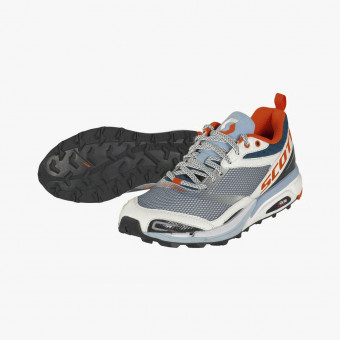 Gray polyurethane male shoes 8.5