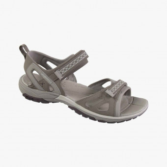 Gray silicone sandals 11