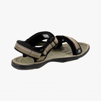 Gray silicone sandals 10,5