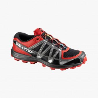 Orange silicone sneakers 9