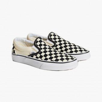 White cotton sneakers 8.5