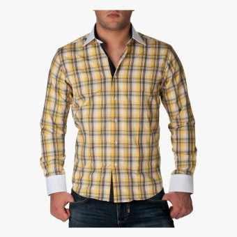 Yellow cotton male S